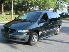 Wheelchair Accessible Handicap Van-1997 Dodge IMS-Grand Caravan Sport